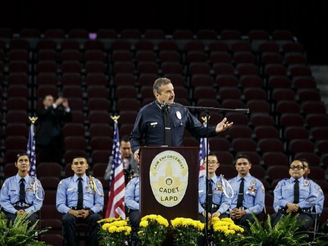 Police commissioner calls for inspector general to investigate LAPD's troubled cadet program