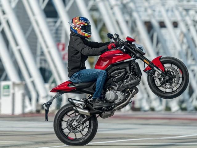 2021 Ducati Monster Bookings Begin; India Launch Soon