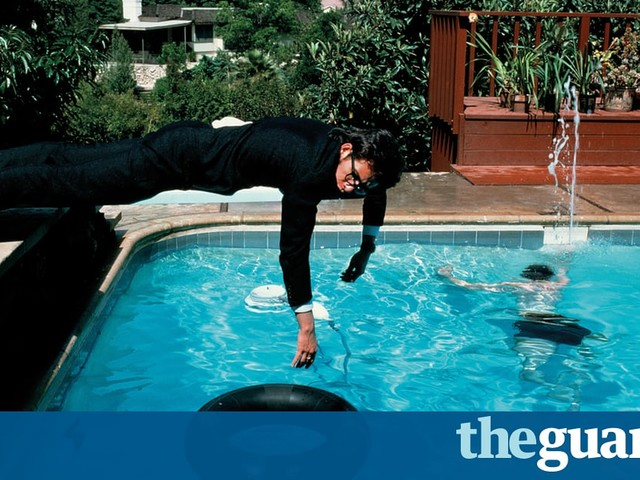 Fish guts and marching powder: Brian Griffin's rock photography – in pictures