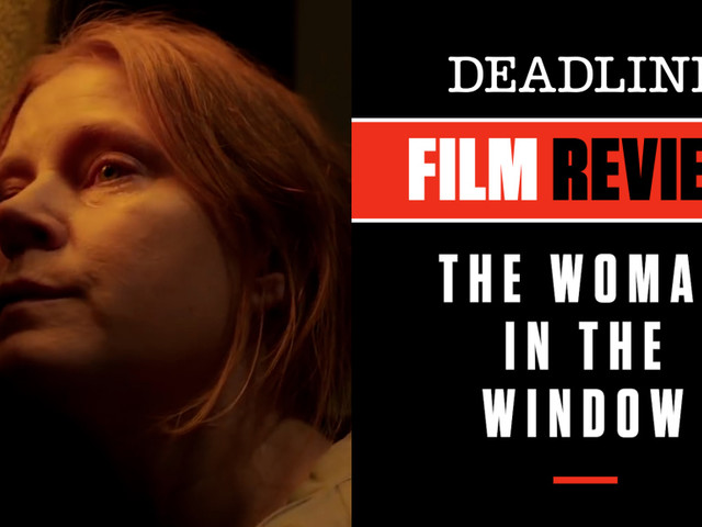 'The Woman In The Window' Review: Amy Adams & Star Cast Can't Save Dreary, Much-Delayed Psychological Thriller