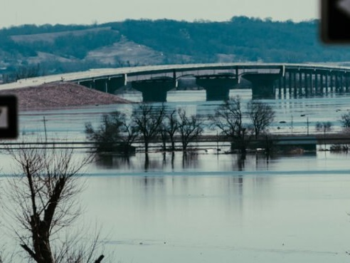 Climate change causing Nebraska's worst floods on record, damage visible from space