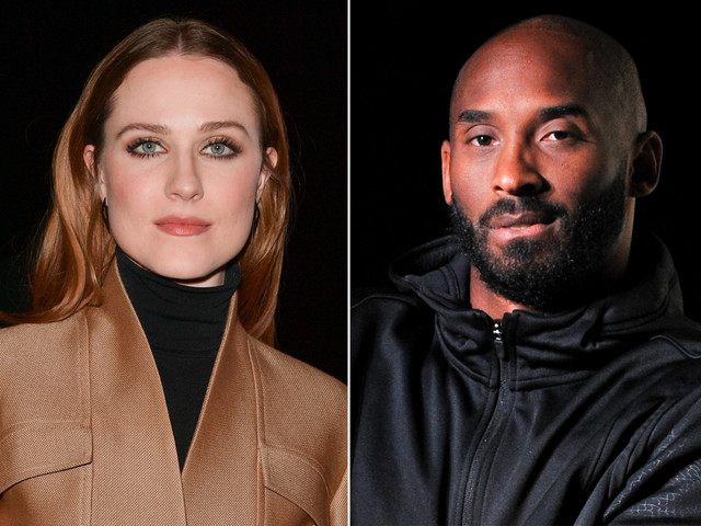 Outrage after Evan Rachel Wood calls Kobe Bryant 'rapist' just hours after his death