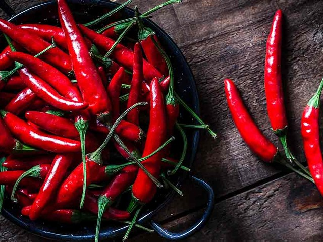 Can Chili Peppers Prevent Heart Attacks and Strokes?