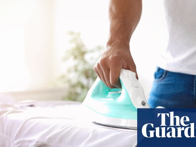 Shirt collars, silk and steamy pants: a beginner's guide to perfect ironing