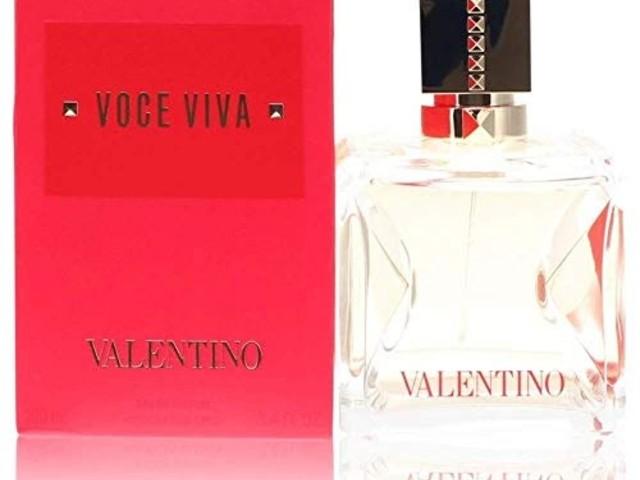 VOCE VIVA Eau de Parfum | Trini Girl | Valentino Voce Viva Perfume Price