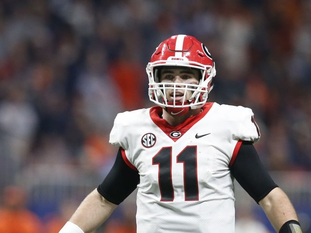 6 things about Jake Fromm, the freshman QB who guided Georgia to the Playoff