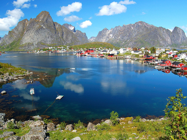 Why Don't Norwegians Immigrate to the U.S.?