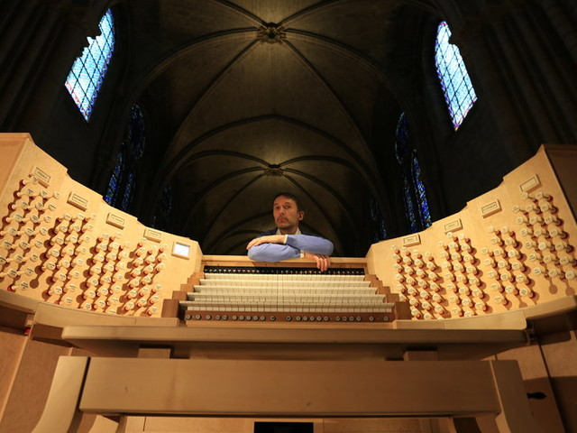 Notre-Dame Musicians Rejoice That Cathedral's Organ Was Spared