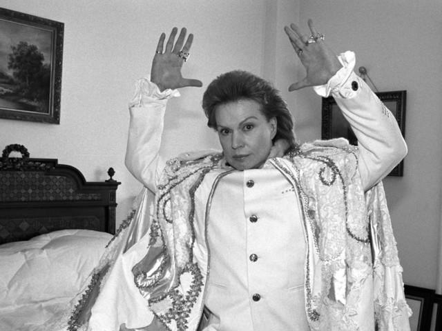 Walter Mercado: There Was a Duality to Everything About Him