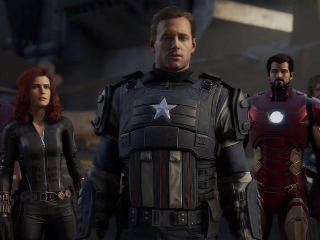Watch the first trailer for Square Enix's Avengers, coming on May 15th, 2020