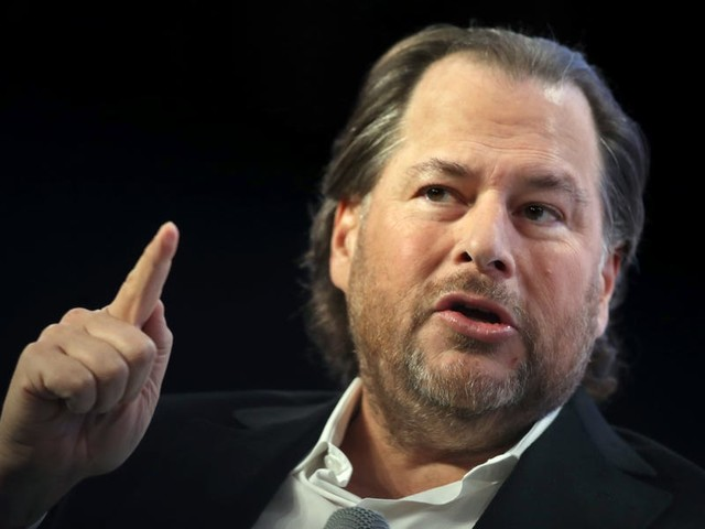 Billionaire Marc Benioff is asking for higher taxes on America's wealthiest people — and he's just the latest in the chorus of ultra-wealthy people with the same demand