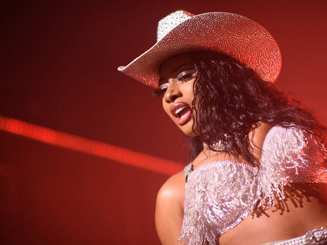 Megan Thee Stallion caps off 2019 with a sold-out Houston crowd
