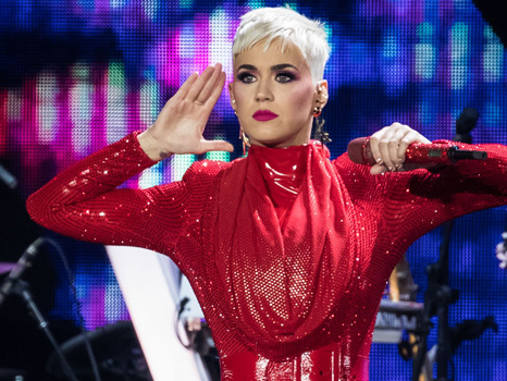 Katy Perry Is Our Instagram Queen Of The Week: See Her Engagement Ring & More Photos