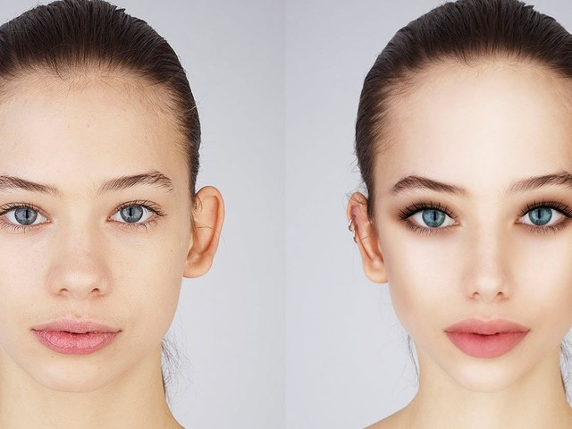 These Teens Were Asked to Edit Their Portrait for Social Media