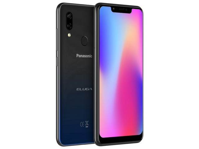 Panasonic Eluga Ray 810 With 16-Megapixel Front Camera Launched in India