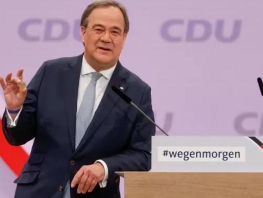CDU Anoints Merkel's Successor In Party Leadership Vote