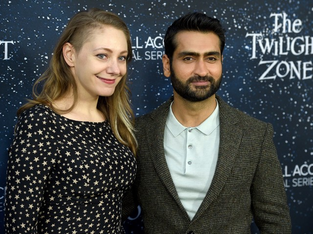 Why Kumail Nanjiani should hire writer wife Emily V. Gordon to be his publicist
