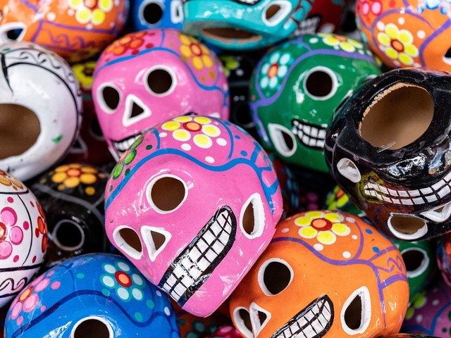 Sugar Skulls: They're Not Just Here For Your Entertainment