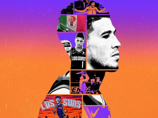 Suns Fans Find Meaning—and Connection—in Devin Booker and His Mexican Heritage