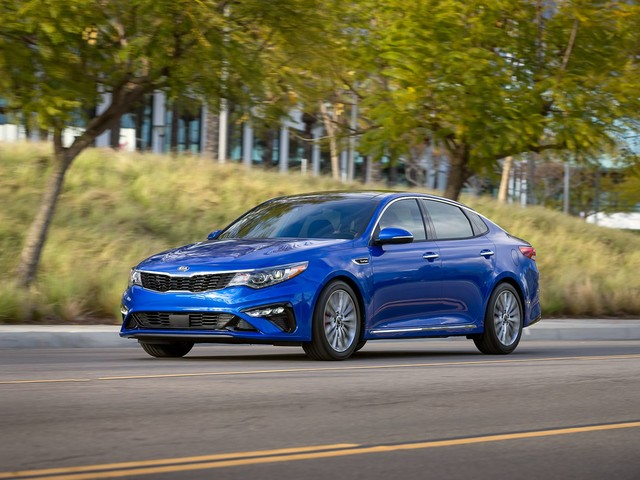 2019 Kia Optima: Slim and Trim Changes – Official Photos and Info