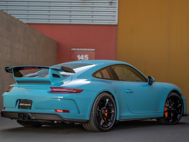 2019 Porsche 911--GT3