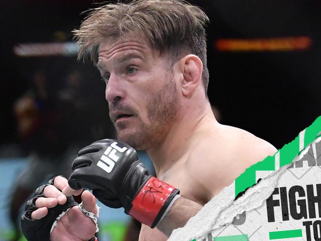 UFC 260: Fights to Make