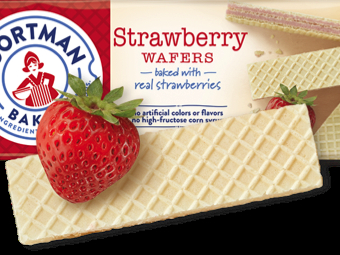 Voortman Creme Wafers only $1.35 at Target!