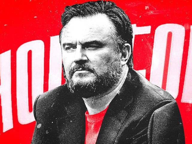 The Chris Paul Injury Changed Everything for Daryl Morey and the Rockets