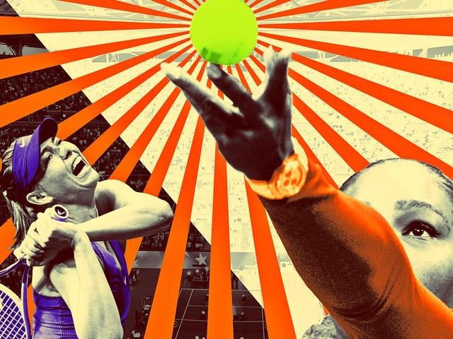 A Night to Misremember: The Serena Williams–Maria Sharapova Rivalry That Wasn't