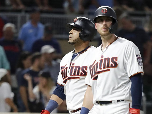 Twins load bases in ninth before losing to Mets in series opener