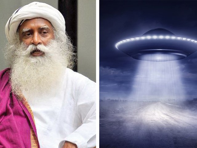 """'They're Landing & Taking Off At A Tremendous Pace' – Sadhguru On Life From """"Somewhere Else"""""""