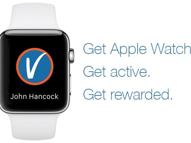 John Hancock Offers Apple Watch Series 5 to Vitality Life Insurance Customers for $25
