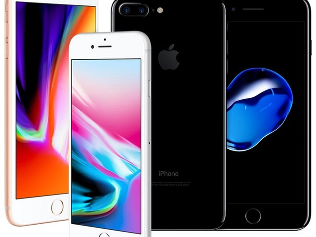 iPhone 8 Plus vs. iPhone 7 Plus: Every New Feature Compared
