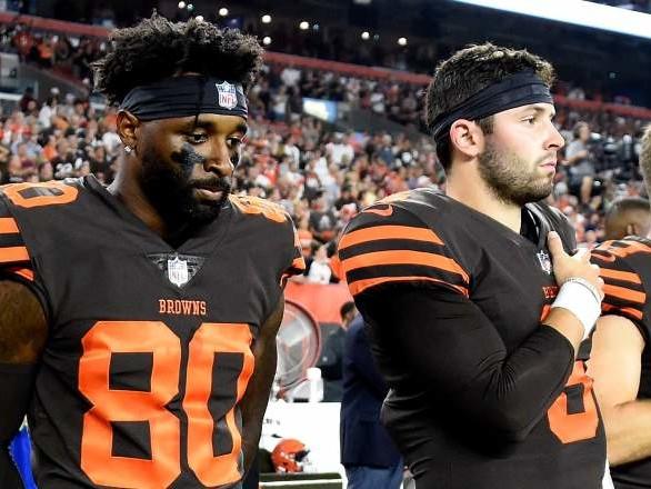 Jarvis Landry Backs Baker Mayfield, Revs Browns Super Bowl Aspirations