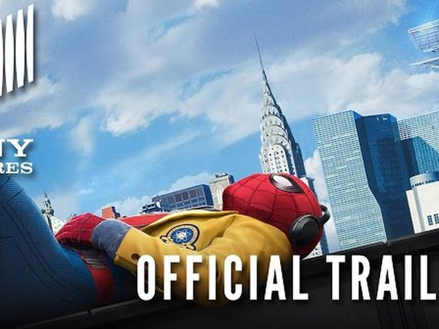 Well, the new 'Spider-Man: Homecoming' trailer looks just delightful