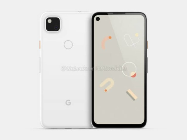 Google May Launch Multiple Variants of Its Mid-Range Pixel 4a Smartphone