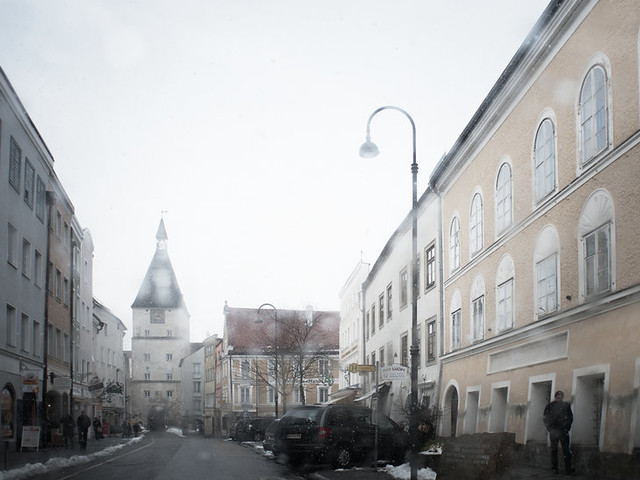 Hitler's Birthplace in Austria to Become a Police Station