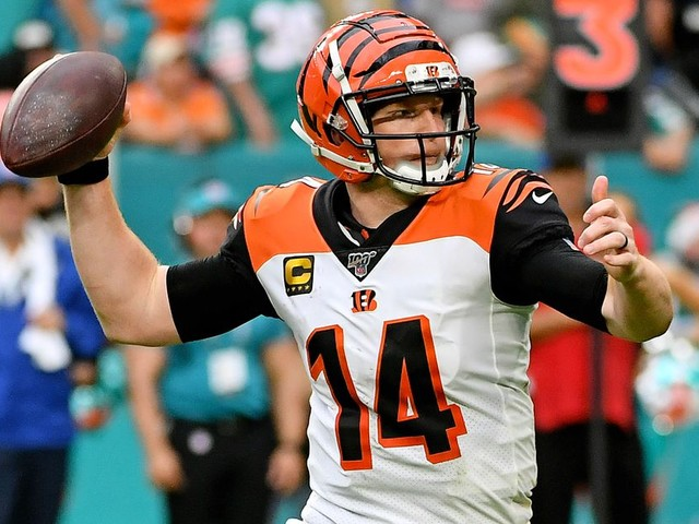 How the Bengals landed the No. 1 pick even after their improbable comeback