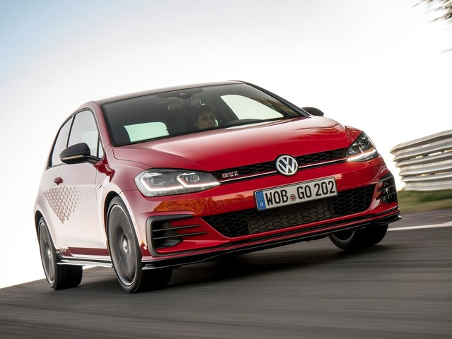 286HP VW GTI TCR Revealed