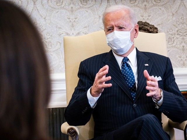 Are you going to get a $1,400 stimulus check? Here's what Biden wants