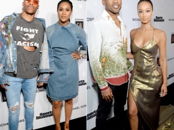 Russell Westbrook Meets Fashion & Anti-Racist Activism At SI's Fashionable 50 Bash + Draya & Orlando, Rachel Lindsay & More Party It Up