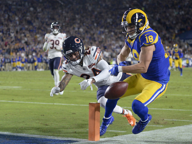 NFL officiating confuses us again on crucial Cooper Kupp call