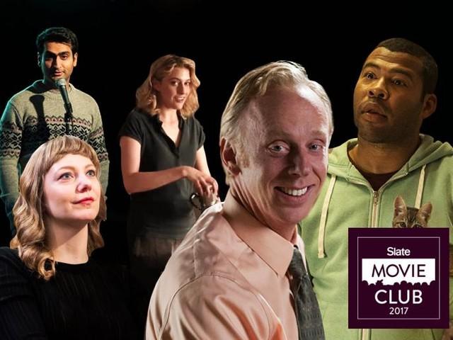 The Movie Club, 2017