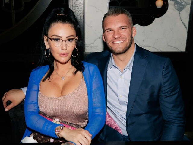 Jenni 'JWoww' Farley and Boyfriend Zack Clayton Carpinello on How She Introduced Him to Her Kids (Exclusive)