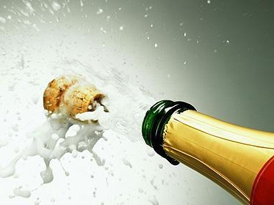 Hold The Champagne Corks