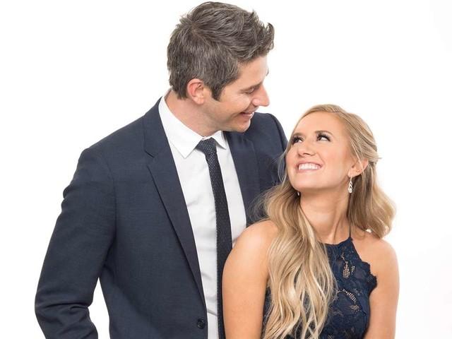 "Exclusive: ""Bachelor"" Star Lauren B. Tries on Wedding Dresses"