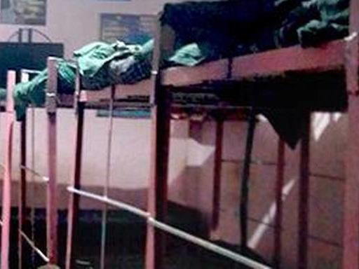Deplorable living conditions inside de-addiction centre