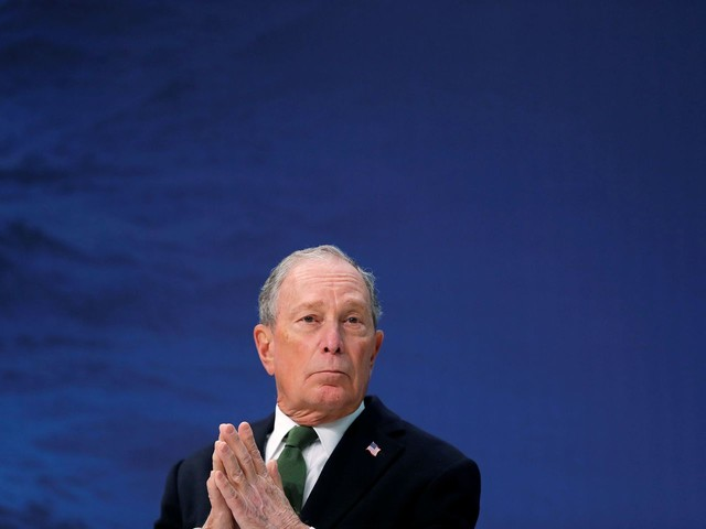 Mike Bloomberg is widely unpopular following campaign launch, poll finds