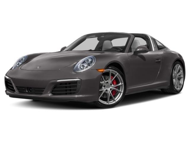 2018 Porsche 911--Targa--4--GTS