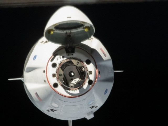 Watch live: NASA astronauts head home in SpaceX capsule